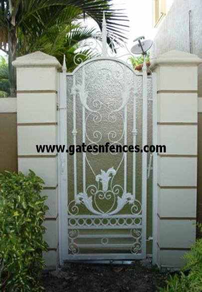 Beau Oasis   Ornamental Garden Gates, Ornamental Iron Garden Gates, Iron Gates