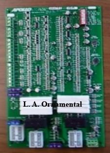 Apollo 636 Circuit Control Board apollo circuit boards, apollo control boards, gate operator boards  at crackthecode.co