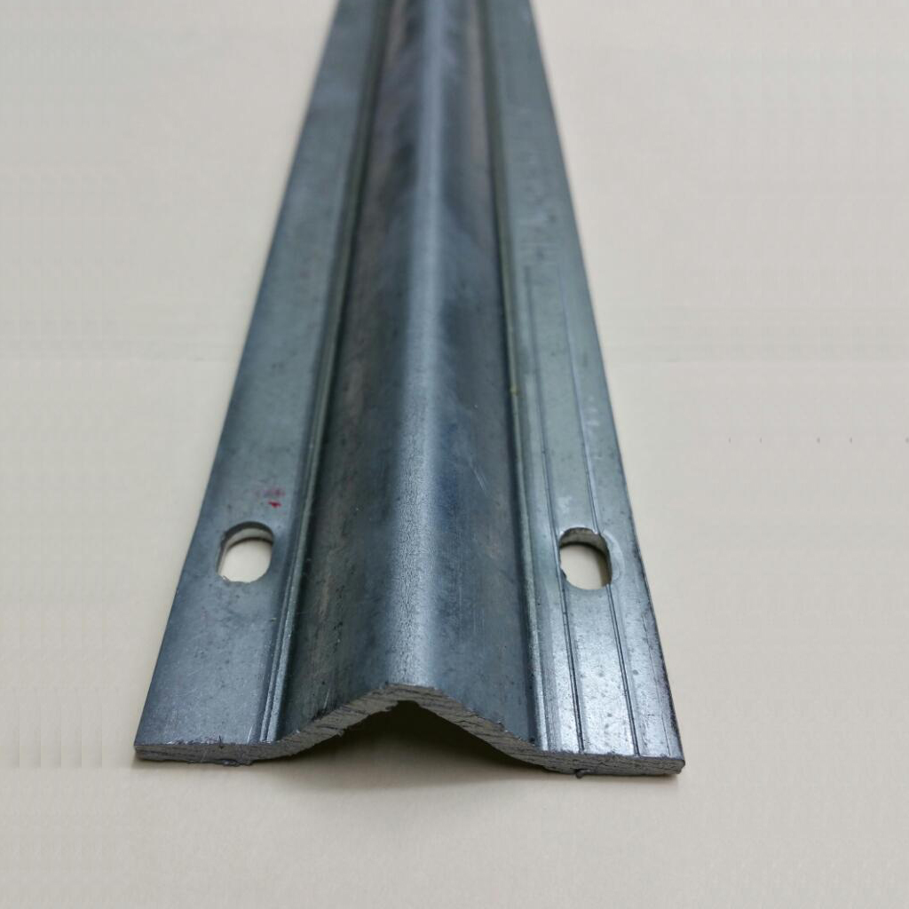 V Track Galvanized 9ft Sections Sliding Gate Track