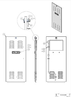 Doorking Parts - 9210-080 (View 5)