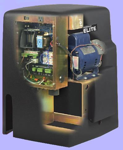 Elite Sliding Commercial Gate Opener, Elite SL3000 Series
