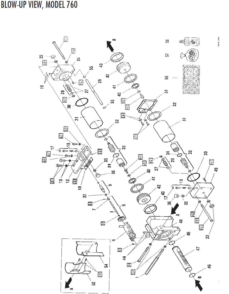 faac gate operators repair parts