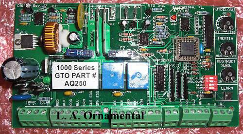 Gto Control Boards Gto Pro Circuit Control Board Logic