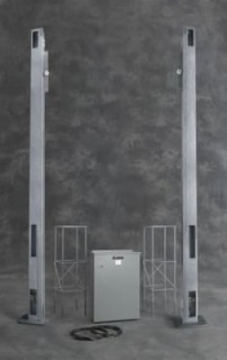 Hysecurity Hydralift Hydraulic Vertical Lift Barrier Arm