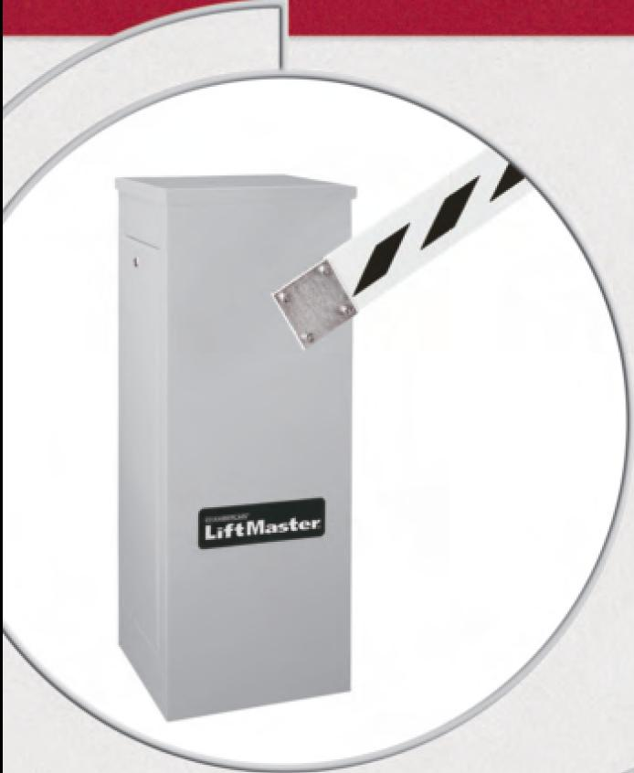 Liftmaster BG770 Industrial-Duty Single Arm Barrier Gate Operator