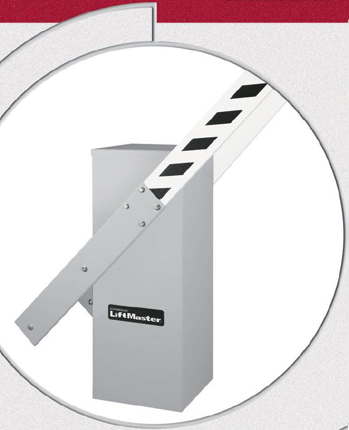 LiftMaster BG790 Industrial Duty Wishbone Arm Barrier Gate Operator