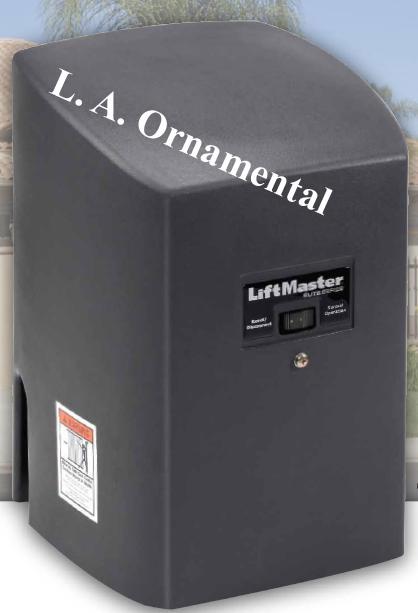 Liftmaster Gate Openers Chamberlain Liftmaster Gate