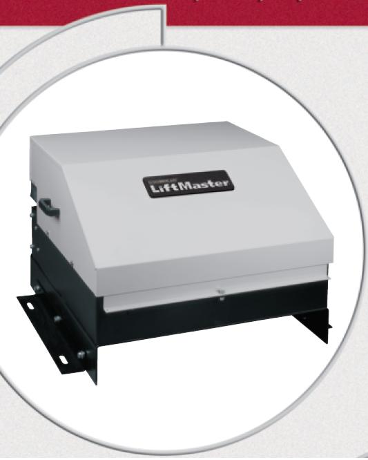 LiftMaster HS670 Heavy-Duty Hydraulic Slide Gate Operator 2HP