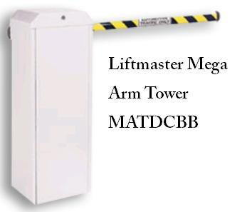 Liftmaster MEGA ARM TOWER Barrier, LiftMaster Chamberlain Traffic Vehicles Parking Lots Barrier Gates