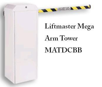 Liftmaster Mega Arm Tower Barrier Liftmaster Chamberlain