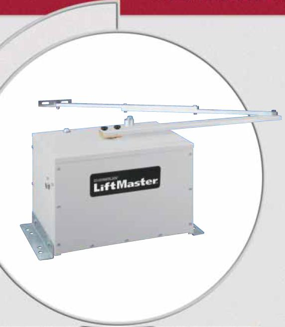 Liftmaster SW470 Commercial Swing Gate Operator