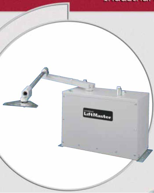 LiftMaster SW490-75 3/4HP Industrial Commercial Swing Gate Operator Openers