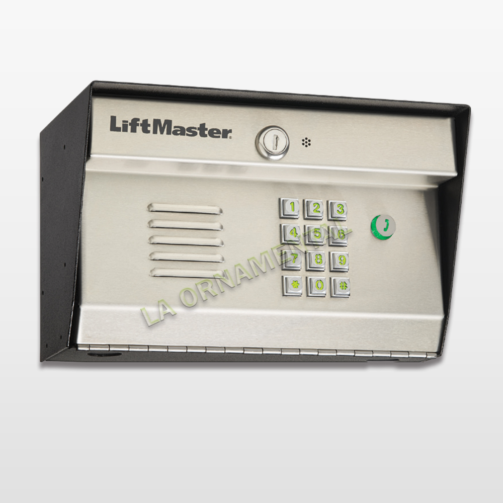 Outdoor Wireless Intercom Systems Business Data Wiring 18gt Images For Programmable Logic Controller Ladder Diagram Liftmaster Entry Rh Laornamental Com Exterior System