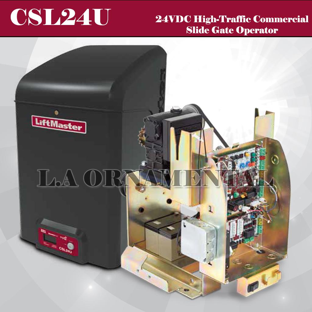 Lift Master Csl24v Diagram - Circuit Connection Diagram •