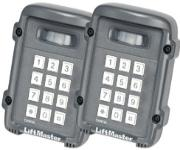 Liftmaster Wireless Keypads, Wireless Entry Keypads