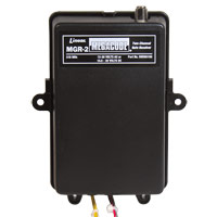 Linear MegaCode MGR-2 is a 2-Channel Gate Receiver