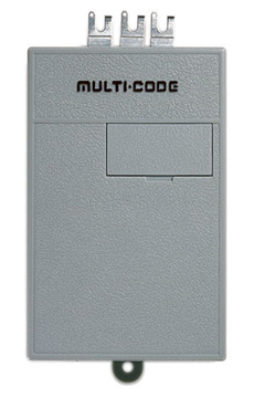Multi Code 109020 1 Channel Receiver Model Number 109020
