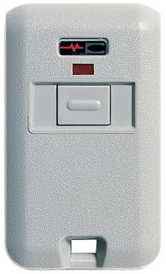 Multicode 3060 Mini Garage Door Gate Opener Remote Control