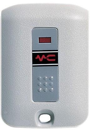 Multi Code 307010 Keychain Remote Control 1 Button Key