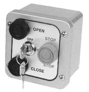 Nema 3bxl Push Button Switch Control Station Switch Key