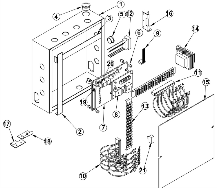 Osco Swd Replacement Parts Or Osco Swing Gate Operators
