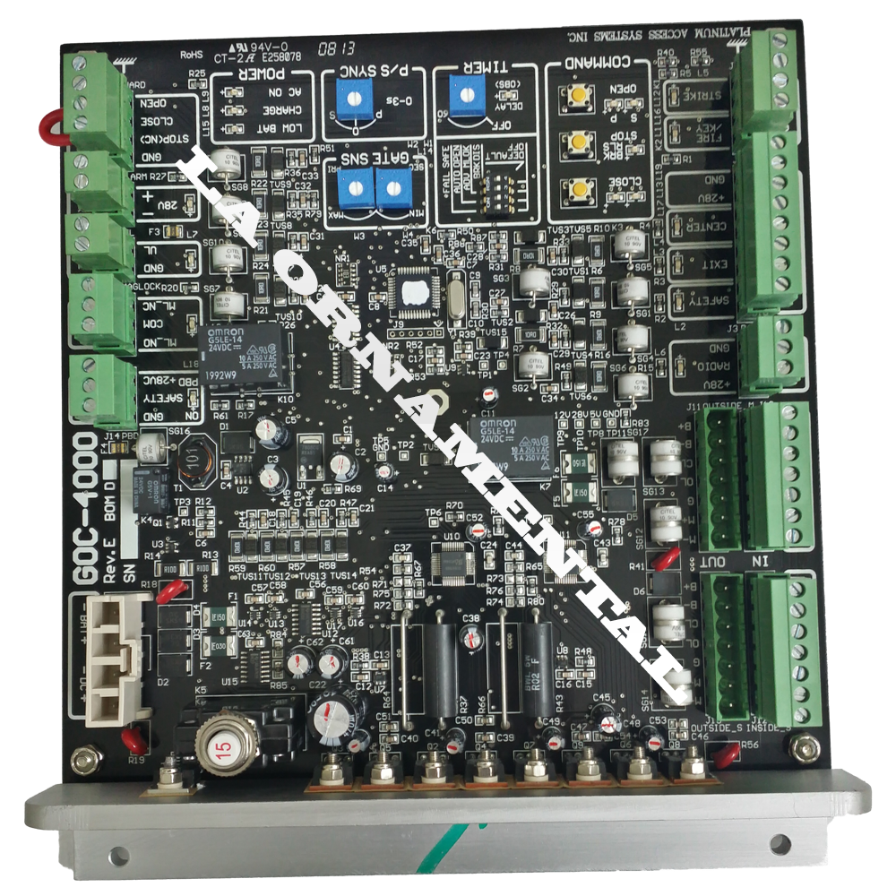 Platinum Circuit Boards Platinum Diamond Control Boards
