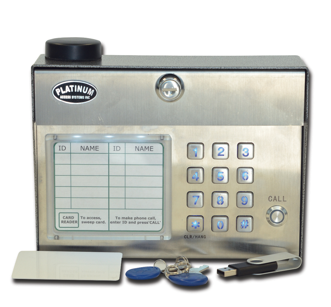 Bft Wireless Phone Entry System Telephone Entry System Keypad Access