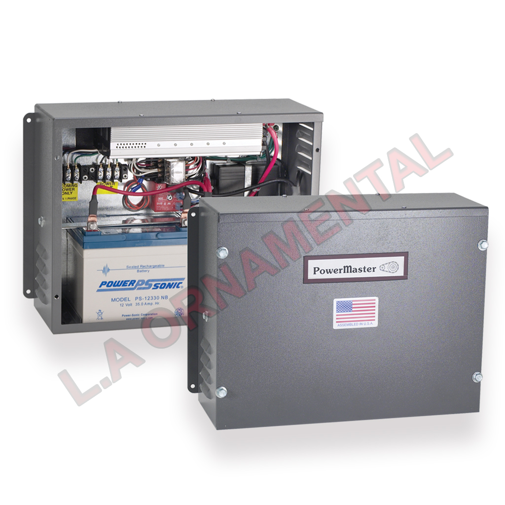 Power Master Barrier Gate Operators Powermaster Arm Openers Garage Door Wiring Diagram Opener Operator