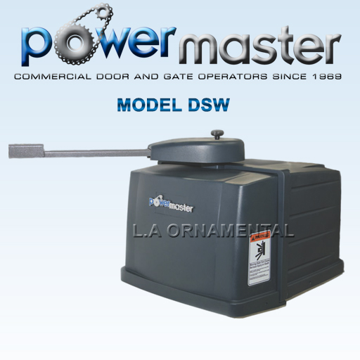 Power Master Gate Operator Powermaster Gate Openers Swing