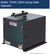 PowerMaster CSWC 2000 or 2004 Gate Opener