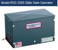 PowerMaster RSG Gate Openers