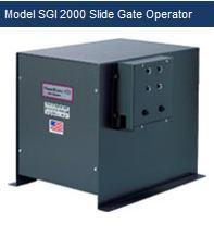 PowerMaster SGI Slide Gate Operators