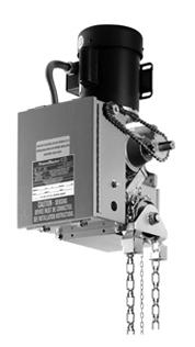 Powermaster Over Head Door Openers Wmg Model