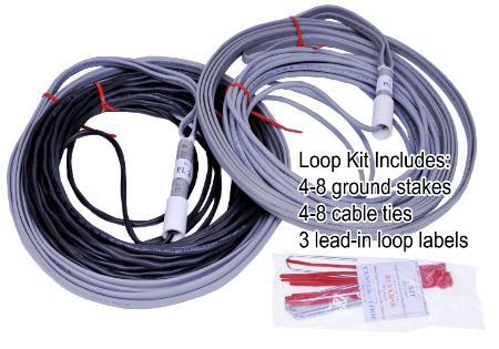 Preformed Loop Systems Loop Wire Driveway Performed