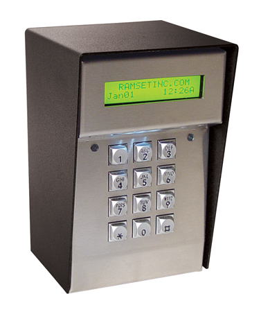Ramset Keypad, Security Entry Keypad