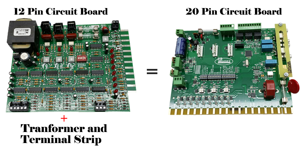 ramset circuit board, ramset intelligent control boards, gate openerramset gate opener circuit boards, ramset gate operator control boards