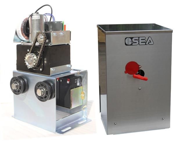 Sea Lepus Box Slide Gate Operators Sea Lepus Box Sliding