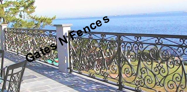 balcony railing guard Railings Balcony Porch Deck Rails Metal Aluminum Wrought