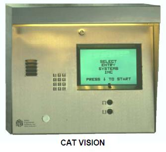 Select Engineered Systems CAT Vision Access Entry Control - SES CAT VISION