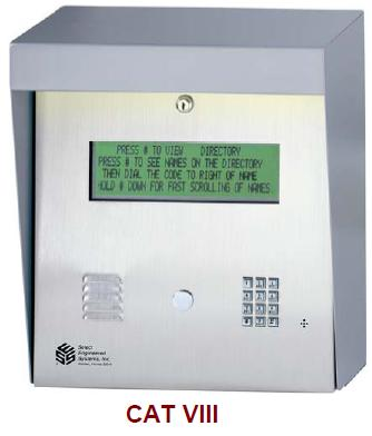 Select Engineered Systems CAT8 Access Control - SES CAT 8 HF