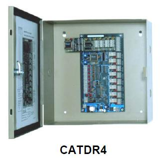 Select Engineered Systems CATDR4 Access Control - SES CATDR4 CAT Expansion Modules