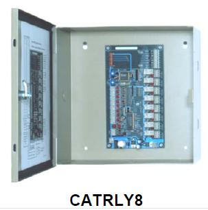 Select Engineered Systems CATRLY8 Access Control - SES CATDR4 CAT Expansion Modules
