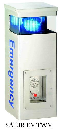 Select Engineered Systems SAT3R EMTWM - Self-identifying Automatic Telephone Emergency Tower