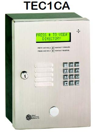 Select Engineered Systems TEC1CA, Clock, Calendar, Modem and Software included. SES TEC1CA