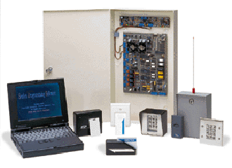 Sentex Infinity B Commercial or Industrial Access Control Unit