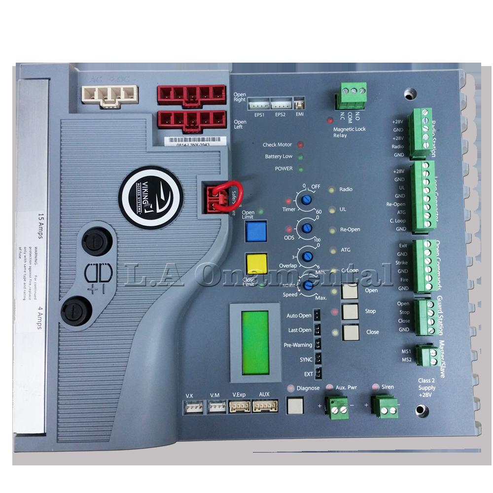 Viking Circuit Boards Viking Control Boards Gate Operators
