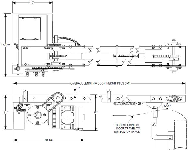 Garage Door For Lawn Tractor besides Garage Door Wiring Instructions furthermore Powermaster Door Operator Wiring Diagram in addition Chamberlain Garage Door Opener Wiring Diagram additionally Chamberlain Garage Door Wiring Diagram. on powermaster garage door wiring diagram