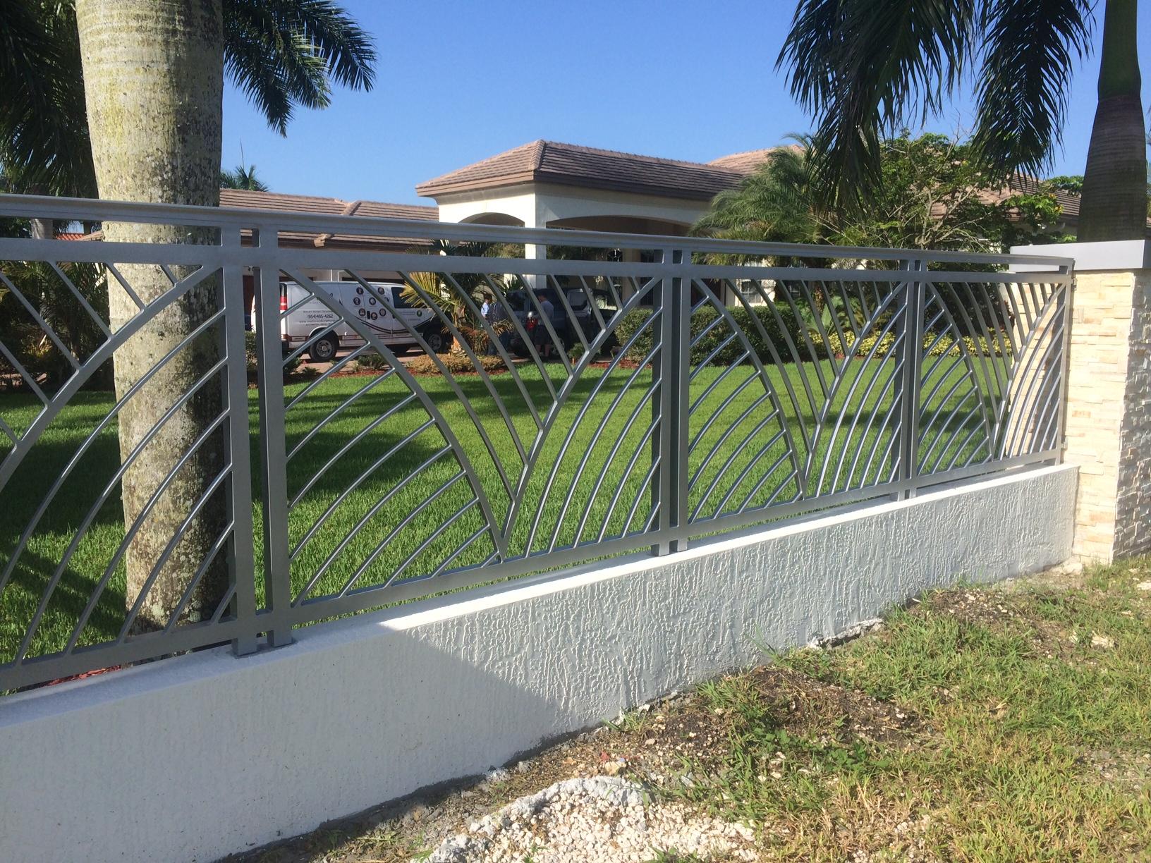 aluminum fences wrought iron fences privacy fence aluminum i