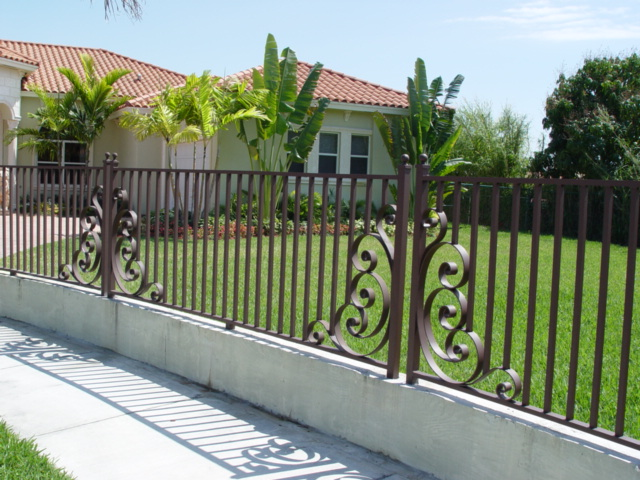 Aluminum Fence Aluminum Picket Fences Privacy Fence
