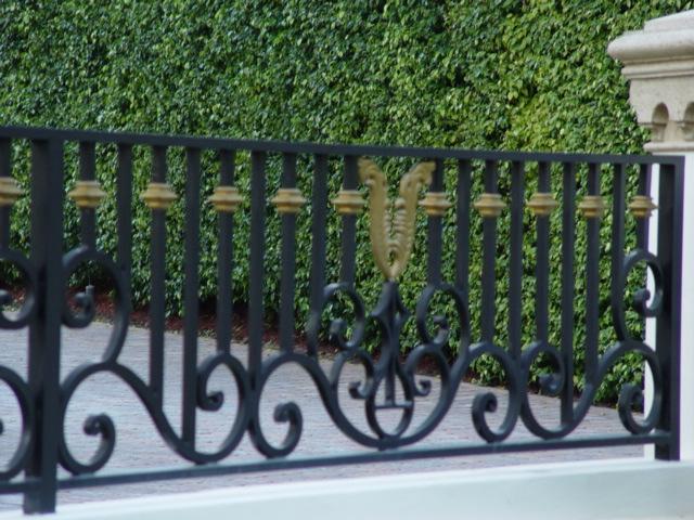 Railing balcony railings deck railings aluminum railings for Cloture exterieur pas cher